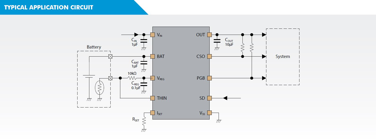 Single Cell Li Ion Polymer Charger Ic Xc6806 Torex Europe Circuit Diagram This Lithium Battery Is Dedicated To The Available In Small Usp 10b Or Lga 10b01 Package And A Charging Can Be Designed With Minimal External Components