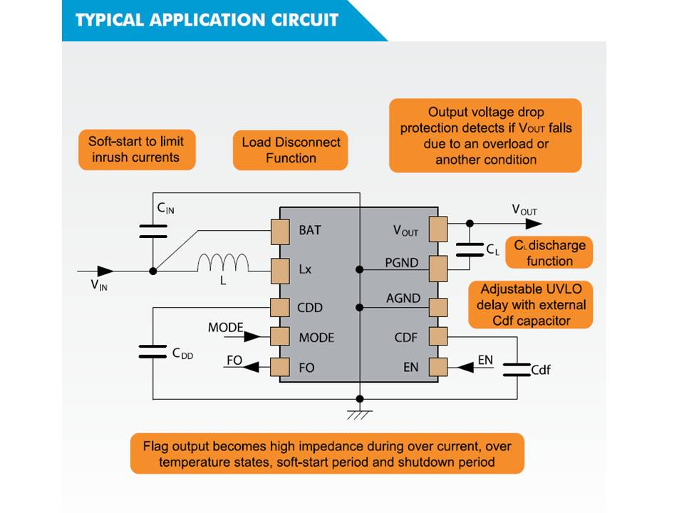 XC9131 Typical Application Circuit