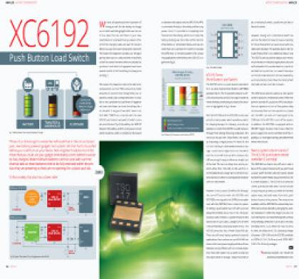 Our XC6192 is featured in Codico's latest Impulse magazine! image