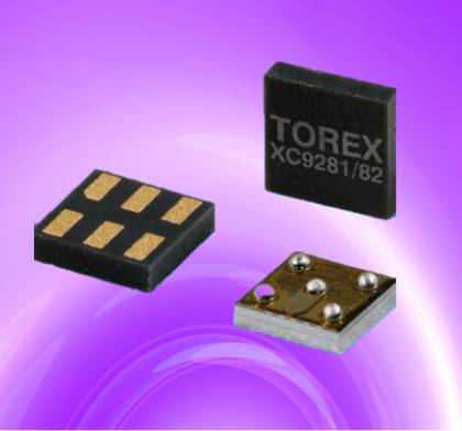 World's Smallest 600mA DC/DC image