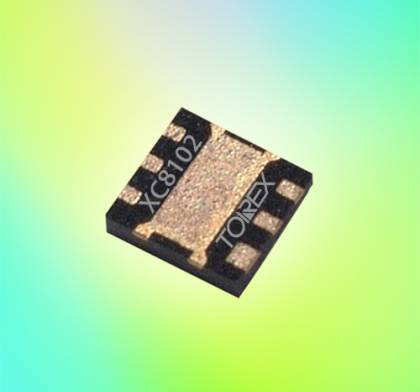 Low Profile Load Switch, ideal for Smart Cards image
