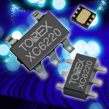 "1A High Speed, Low Noise, Ultra Low V-Drop ""GO"" CMOS LDO image"