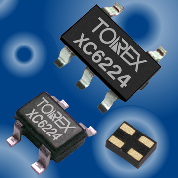 150mA High Speed, Low Noise LDO in 0.95mm x 0.75mm Package image