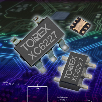 700mA High Speed LDO with Reverse Current Protection image