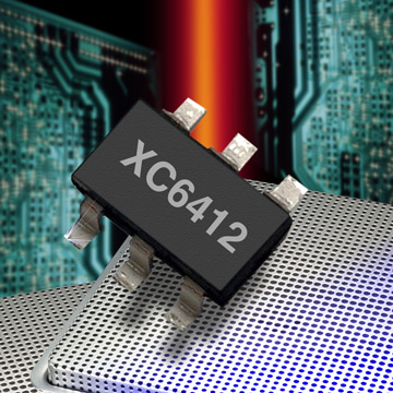 0.8μA/Channel Low Power Consumption Dual LDO Voltage Regulator image
