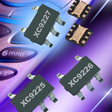 500mA Synchronous Step-Down DC/DC Converter image