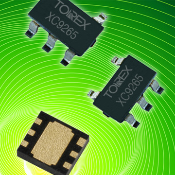 Ultra Low Power Synch PFM DC/DC Converter image