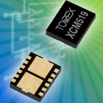 Synchronous Step-Down DC/DC + Low Input Voltage LDO image